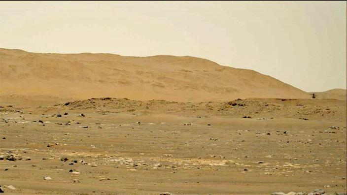 Last News Helicopter on Mars makes fourth successful flight