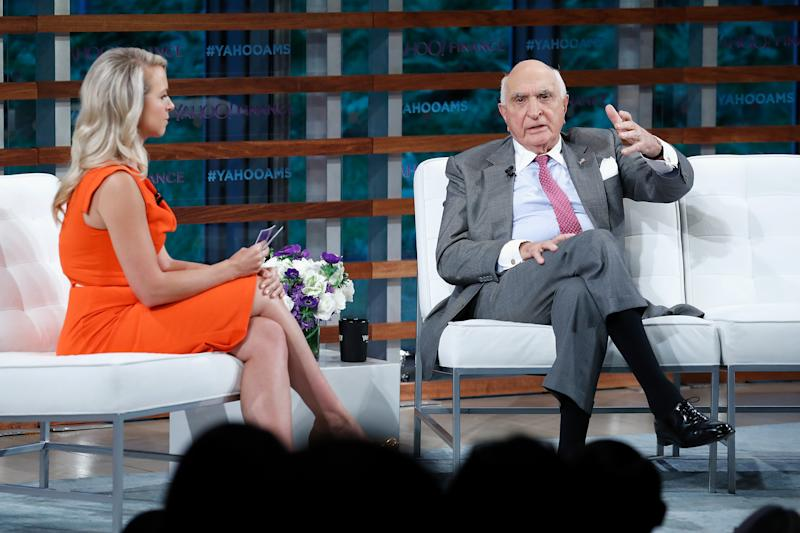 Ken Langone on trade and Trump
