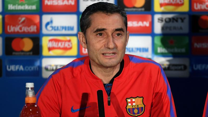 No discussions with national team coaches, insists Valverde