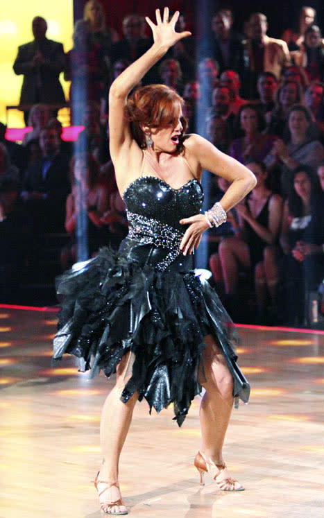 """Melissa Gilbert: """"I Went From a Size 6 to a 2"""" on Dancing With the Stars"""