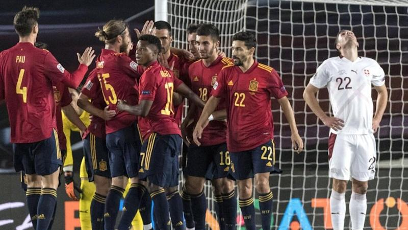 Ukraine vs Spain Live Streaming Online, UEFA Nations League 2020–21: Get Match Free Telecast Time in IST and TV Channels to Watch in India