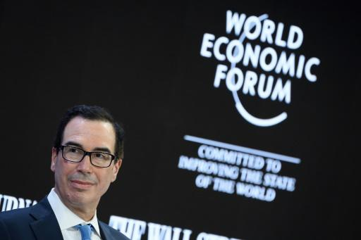 US Treasury Secretary Steven Mnuchin told Thunberg to study economics after she called for a halt to fossil fuel investment