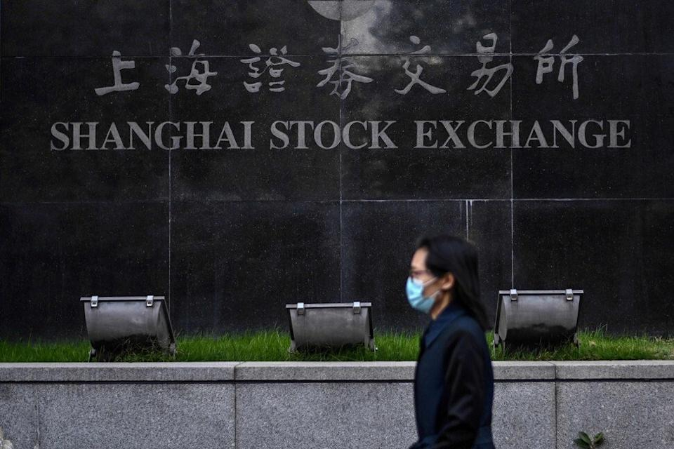 The Shanghai Stock Exchange's 15-month-old Star Market was set to eclipse the New York Stock Exchange in terms of capital raised this year if Ant's nearly US$40 billion IPO had gone forward. Photo: AFP