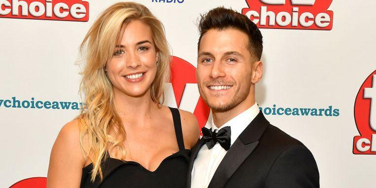 Gorka Marquez's message for Gemma Atkinson ahead of Strictly Come Dancing
