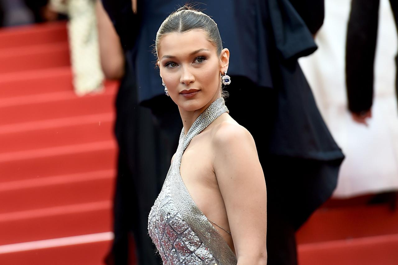"<p>Hollywood's biggest stars are at the <a rel=""nofollow"" href=""https://www.marieclaire.com/fashion/g20629194/cannes-film-festival-fashion-2018/"">2018 Cannes Film Festival</a> and that includes supermodels. Irina Shayk was one of the first to walk the red carpet, while Bella Hadid later arrived in a glamorous pink gown. All the ladies have dressed to impress so far, and it won't be long before the rest of the models touch down in the French Riviera. See who has arrived so far - and their enviable outfit choices - below.</p>"