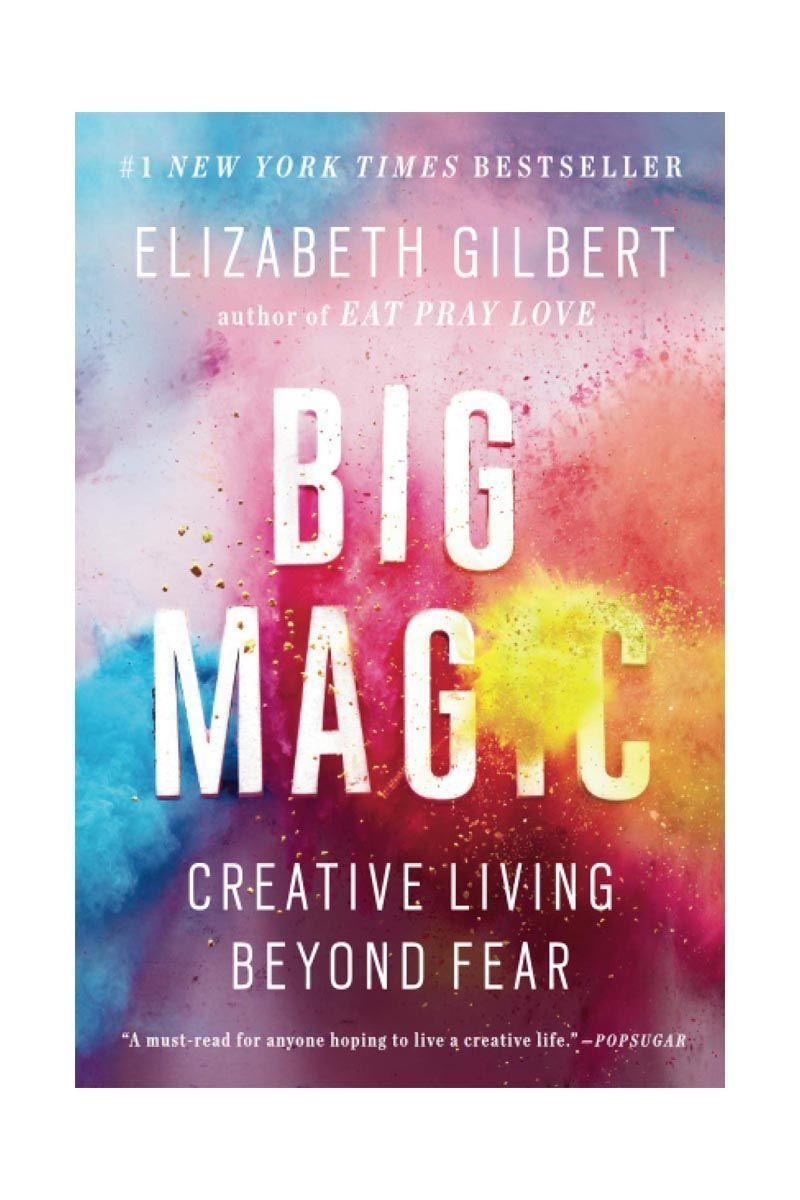 """<p>by Elizabeth Gilbert</p><p>In addition to an explosive colour of paint on the front cover that instantly makes us want to purchase this book is wise words from the Eat Pray Love author on how to create a creative life. Gilbert encourages us to fight fear and embrace curiosity, in order to uncover the 'strange jewels' hidden within each of us. </p><p>£13.15</p><p><a class=""""link rapid-noclick-resp"""" href=""""https://www.amazon.co.uk/dp/1594634726?tag=hearstuk-yahoo-21&geniuslink=true&ascsubtag=%5Bartid%7C1921.g.30324280%5Bsrc%7Cyahoo-uk"""" rel=""""nofollow noopener"""" target=""""_blank"""" data-ylk=""""slk:SHOP NOW"""">SHOP NOW</a></p>"""