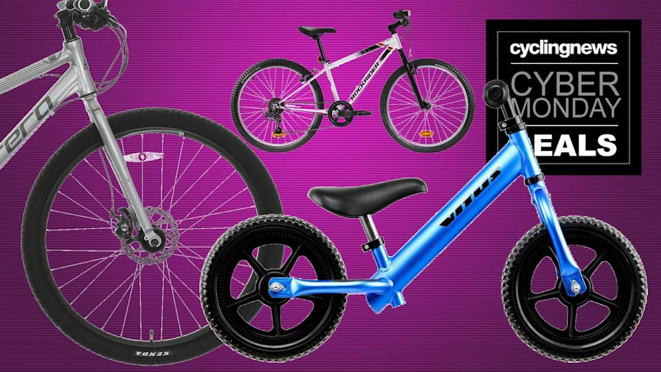 Cyber Monday Kids bikes deals