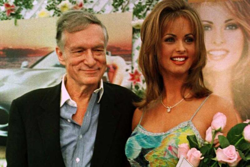 Donald Trump 'on Tape' Discussing Hush Money for Playboy Model