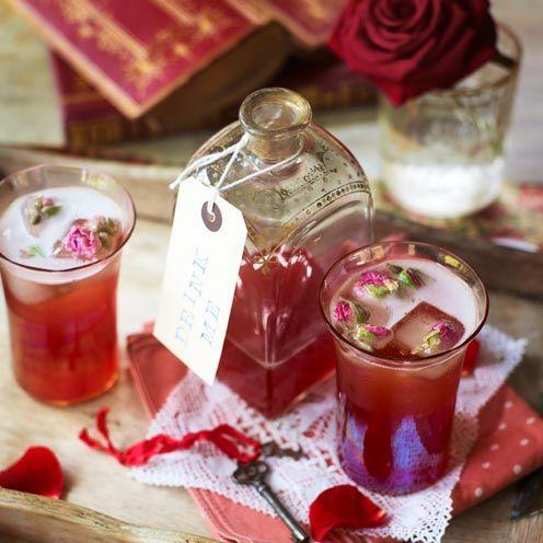 """<p>Something a little special to set the mood (or raise a toast)</p><p><strong>Recipe: <a href=""""https://www.goodhousekeeping.com/uk/food/recipes/a535262/rosy-glow-cocktails/"""" rel=""""nofollow noopener"""" target=""""_blank"""" data-ylk=""""slk:Rosy Glow Cocktails"""" class=""""link rapid-noclick-resp"""">Rosy Glow Cocktails</a></strong></p>"""