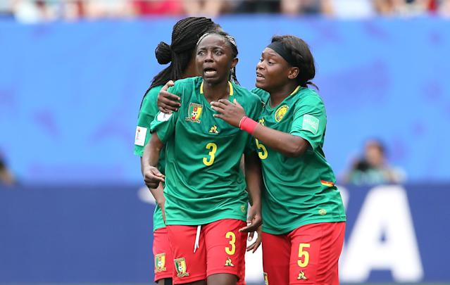Cameroon saw a goal ruled out early in the second half. (Credit: Getty Images)