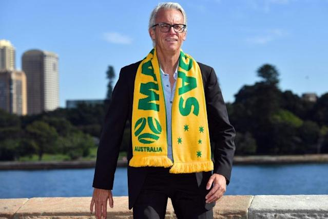 Retiring: Football Federation Australia chief executive David Gallop (AFP Photo/Saeed KHAN)
