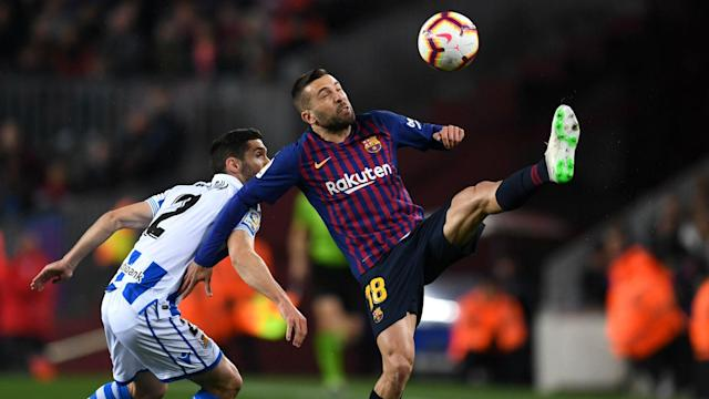 Barcelona's extensive workload across multiple competitions was a factor as they laboured at times in the 2-1 win over Real Sociedad.