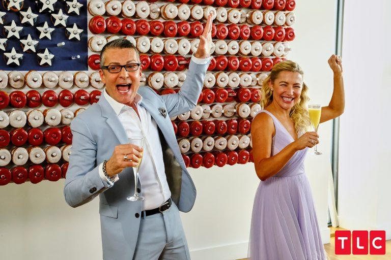 Randy Fenoli and Hayley Paige on Say Yes to the Dress: America