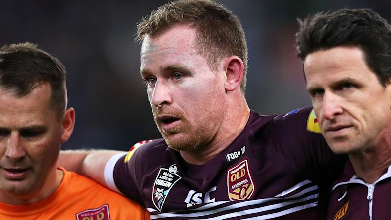 Michael Morgan will spend some time on the sidelines after a second concussion in 13 days.