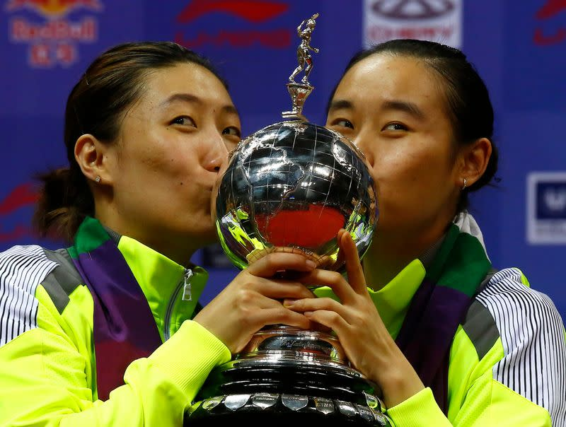 Badminton: Thomas and Uber Cup postponed to 2021 due to COVID-19