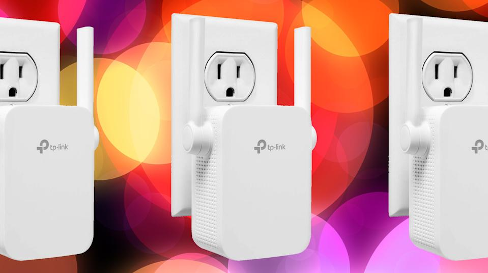 Your coveted streams just a trickle at the far end of the house? Plug in and get those megabytes flowing! (Photo: Amazon)