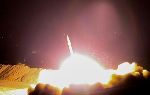 Iran sends a message with missile strike in Syria