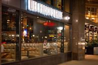 """<p>If you're looking for a very fine wine-and-steak experience, Del Frisco's can deliver. Check their site—indoor dining is only available in certain locations. Then make your reservations, get your suit dry cleaned, and get ready for a culinary experience.</p><p><strong><a href=""""https://delfriscos.com/locations-search/"""" rel=""""nofollow noopener"""" target=""""_blank"""" data-ylk=""""slk:Find a location"""" class=""""link rapid-noclick-resp"""">Find a location</a>.</strong></p>"""