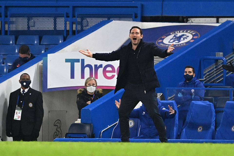 Frank Lampard did not last two seasons at ChelseaGetty Images