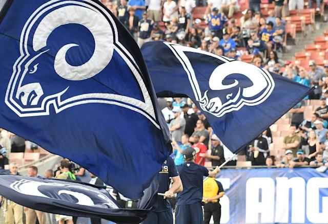 Rams Continue To Address Needs In Free Agency
