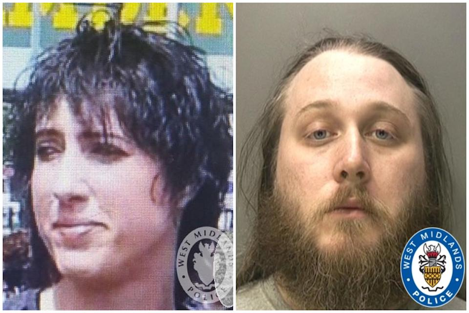 Julia Rawson, left, was murdered by Nathan Maynard-Ellis and his partner. (PA/West Midlands Police)