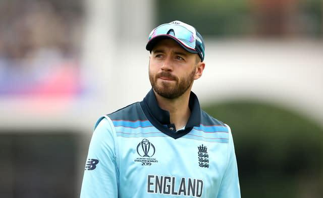 James Vince was among the England players to come home early from the Pakistan Super League (Tim Goode/PA)