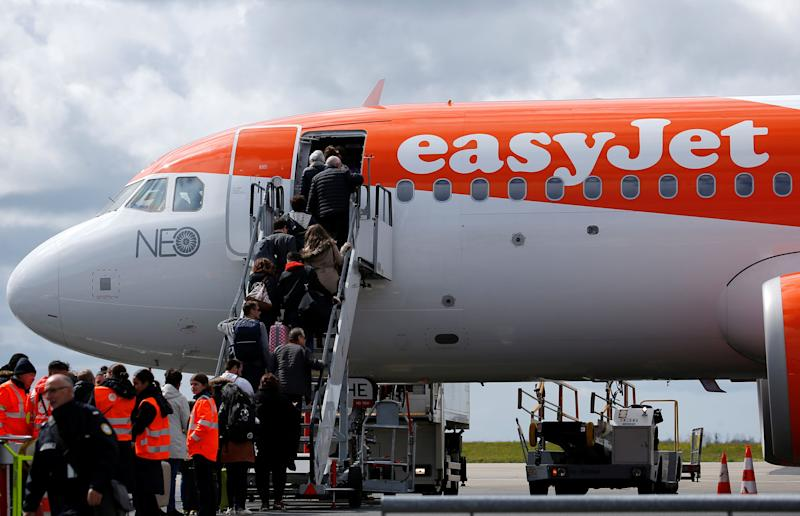 Air transport : EasyJet losses deepen in first half