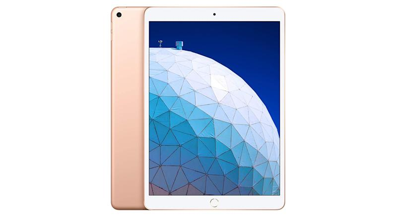 Ipad rose gold