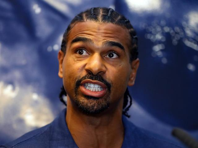 Haye has questioned Bellew's motivation (Getty)