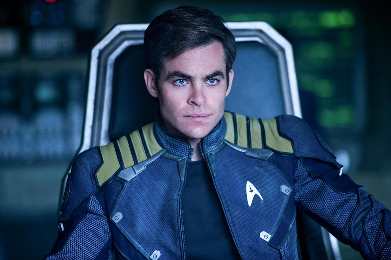 """These fans are nuts… for <a href=""""https://ew.com/tag/chris-pine/"""">Chris Pine</a>!"""