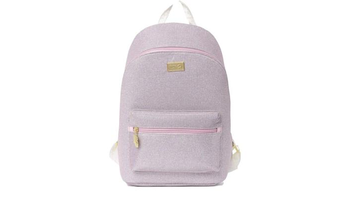 This sparkly Betsey Johnson backpack is on sale for less than $30!