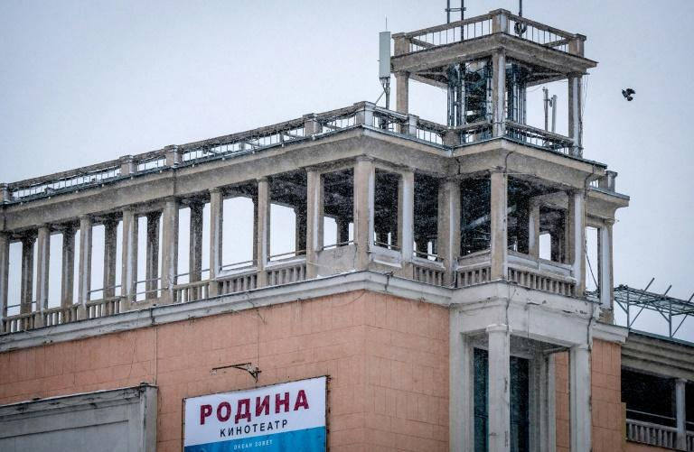 All but three of the cinemas will be completely torn down and rebuilt. One of those to survive is the Rodina (pictured)