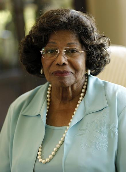 FILE - In this April 27, 2011 file photo, Katherine Jackson poses for a portrait in Calabasas, Calif. A judge heard arguments on Friday, Jan. 3, 2014, from lawyers for singer Michael Jackson's mother, who is seeking a new trial in her negligent hiring case against concert promoter AEG Live LLC. Los Angeles Superior Court Judge Yvette Palazuelos did not issue an immediate ruling but indicated in a tentative ruling that she would not grant a new trial. (AP Photo/Matt Sayles, File)