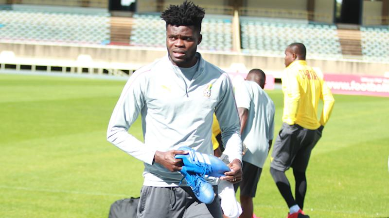Afcon: Partey leads six absentees as Ghana hold first training session in UAE