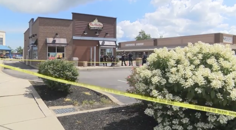 Toddler dies after falling into grease trap in a Tim Hortons in Rochester, New York.
