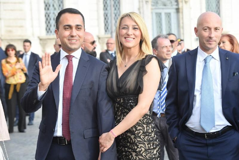 luigi di maio virginia sab