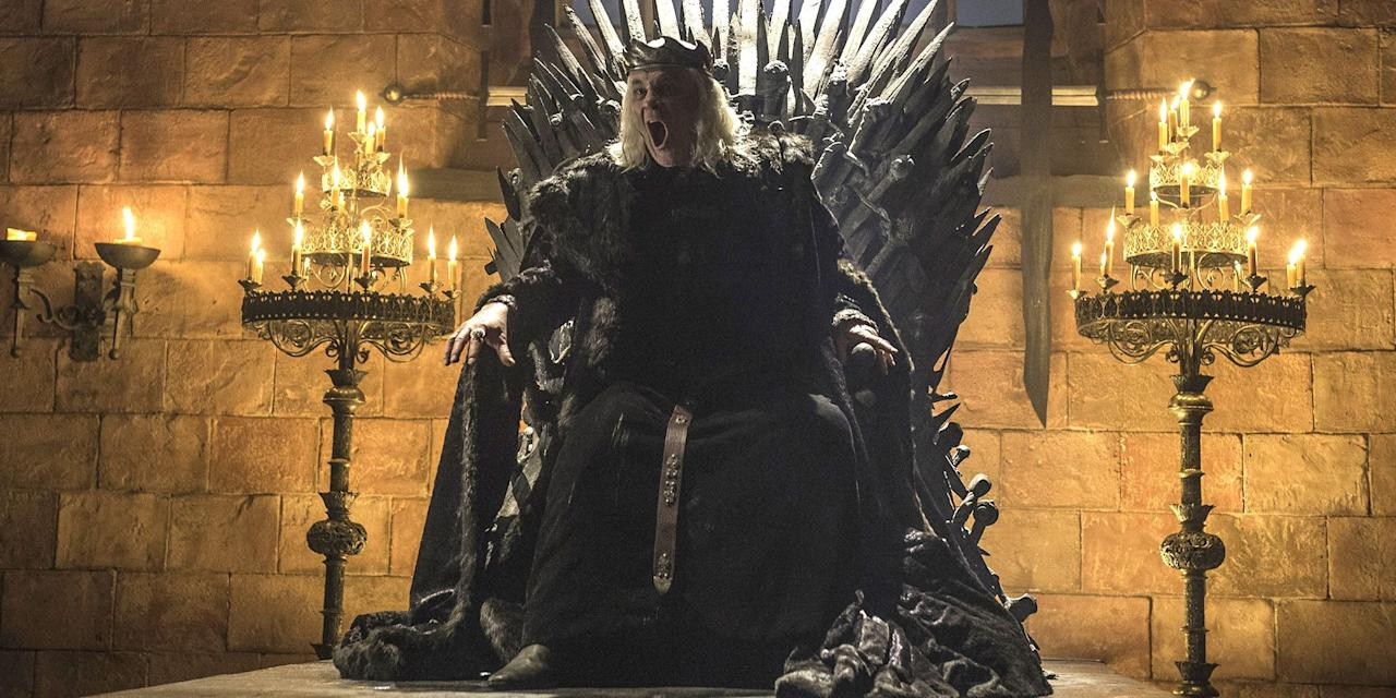 """<p><em>Game of Thrones</em> is known for its shock factor. After all, this is a show that unflinchingly killed off a main character in Season 1 (RIP Ned Stark), slaughtered three favorites during a bloody wedding in Season 3 (RIP Robb, Talisa, and Catelyn) and threw in an aunt-nephew sex scene in Season 7 (shout out to <a href=""""http://www.harpersbazaar.com/culture/film-tv/a12102465/game-of-thrones-jon-dany-sex-scene/"""" target=""""_blank"""">Jon and Dany</a>). But even with such an intense plot, some of the most exciting parts of the <em>GoT</em> world are the things you don't see onscreen. From real-life cast dynamics and the show's production secrets to the easter eggs inspired by George R. R. Martin fantasy novel series, here are some of our favorite mind-blowing <em>Thrones</em> tidbits.</p><p>Warning: potential spoilers ahead. But if you're really the superfan you say you are, you probably already know them all anyway.</p>"""