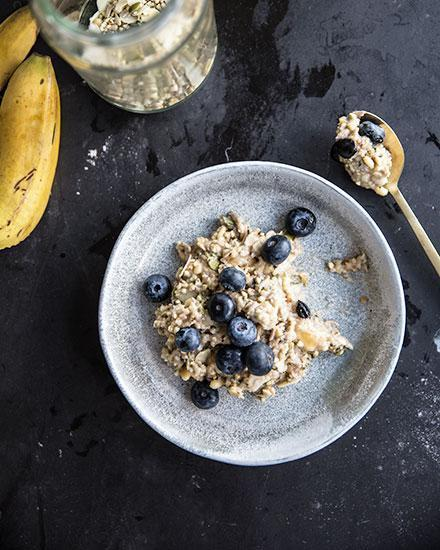 <p>Breakfast Mix for a super speedy morning meal</p>