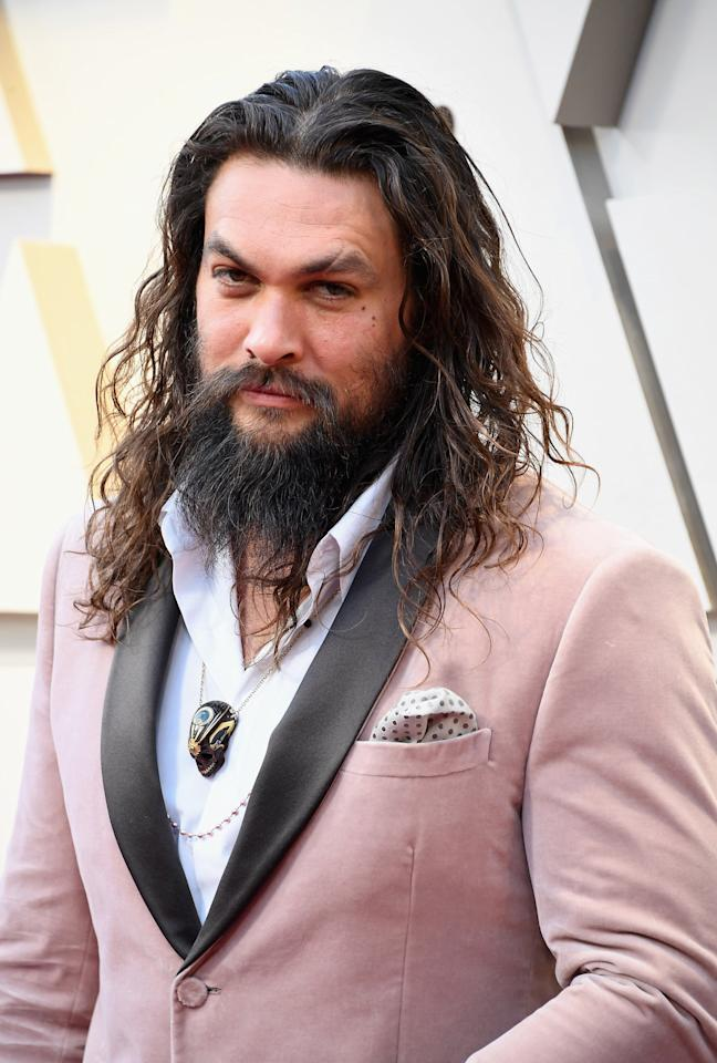 Jason Momoa Knows There Are Girl Scout Cookies Inspired By Him And
