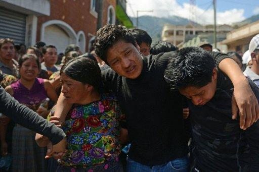 42 people were killed by the 7.4 magnitude quake off Guatemala's Pacific coast which struck on Wednesday