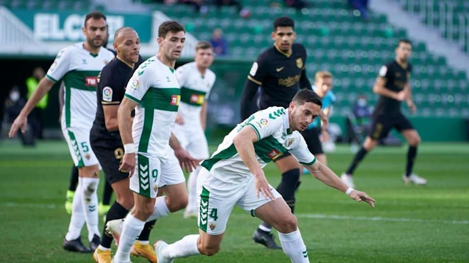 Elche CF vs FC Barcelona | Quality Sport Images/Getty Images