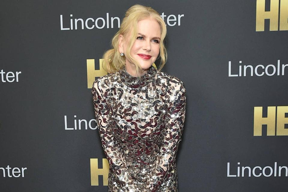 <p>Grandage directed Nicole Kidman in Photograph 51 </p> (Getty Images for Lincoln Center)