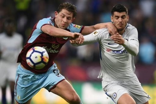 <p>Chelsea keep Champions League hopes alive at Burnley</p>