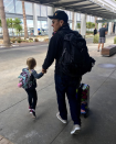 """<p>Jeremy Renner's daughter is 6 years old. The <em>Avengers </em>star and his now ex-wife Sonni Pacheco welcomed baby Ava Berlin back in 2013. """"I think my job as a father is make it impossible for her to find the version of a man that I will show her,"""" he told <em><a href=""""http://noblemanmagazine.com/"""" rel=""""nofollow noopener"""" target=""""_blank"""" data-ylk=""""slk:Nobleman Magazine"""" class=""""link rapid-noclick-resp"""">Nobleman Magazine</a> </em>(via <em><a href=""""https://www.usmagazine.com/celebrity-moms/news/jeremy-renner-opens-up-about-raising-his-daughter-ava-4-w492275/"""" rel=""""nofollow noopener"""" target=""""_blank"""" data-ylk=""""slk:Us Magazine"""" class=""""link rapid-noclick-resp"""">Us Magazine</a></em>)in 2017. """"That's my job every day. To be consistent, like the stone in the garden. Sometimes it sucks to be the stone but you need to be there."""" </p>"""