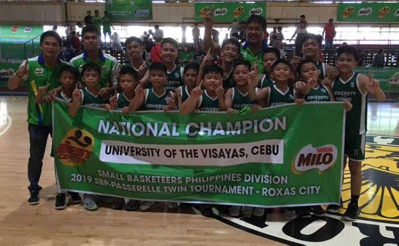 Experience helped us claim national title, says UV head coach