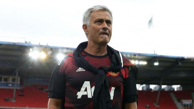 Jose Mourinho: 'I will not cry over transfers'