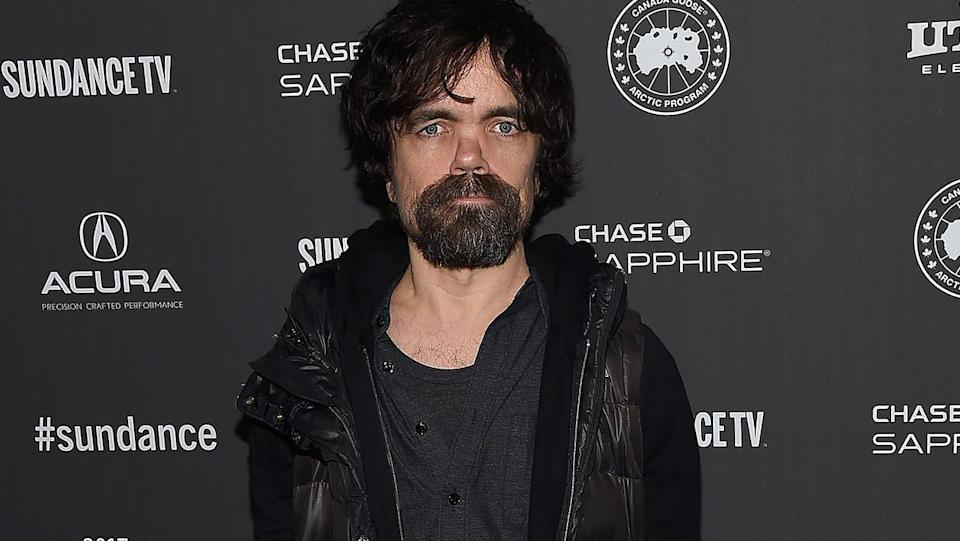 Peter Dinklage au Sundance Film Festival le 25 janvier 2017 à Park City, Etats-Unis - Matt Winkelmeyer - Getty Images North America - AFP
