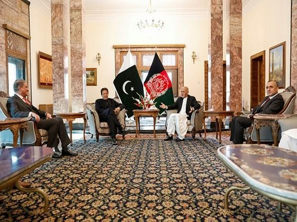 Pakistan Prime Minister Imran Khan and Afghanistan President Ashraf Ghani (Photo Credit: Reuters)