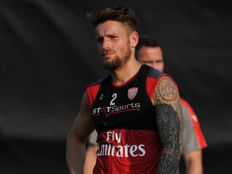 Arsene Wenger ready to restore Mathieu Debuchy to the Arsenal first-team ahead of Sutton United Cup clash