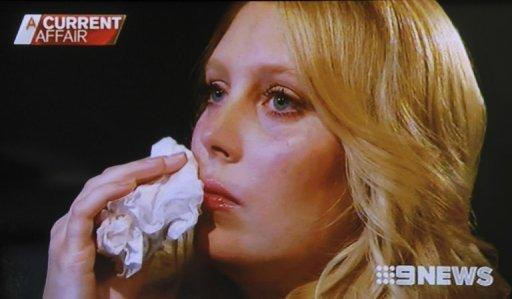 This screen grab from the Channel Nine Network on December 10, 2012 shows radio presenter Mel Greig. She was one of two Australian DJs involved in a royal prank call to a London hospital that resulted in the suicide of a nurse. British policesay they have asked Australian authorities to look into possible charges against the two DJs over the prank call